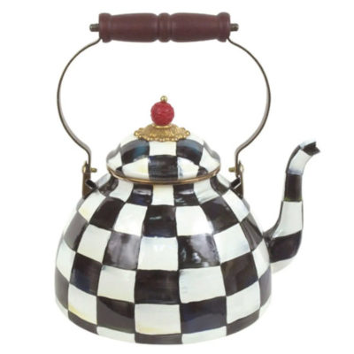 Mackenzie Childs Tea Kettle