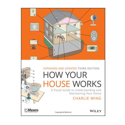 How Your House Works Book