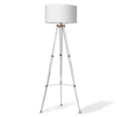 Delavan Tripod Floor Lamp