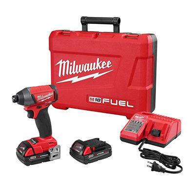 Milwaukee M18 Impact Driver