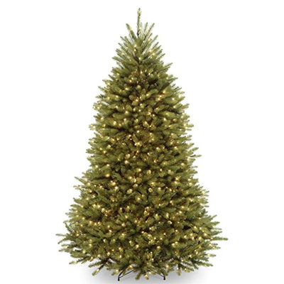 National Tree 7.5 foot Dunhill Fir