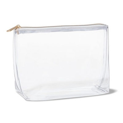 Clear MakeUp Clutch
