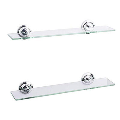 Tempered Glass Shelf by LDR