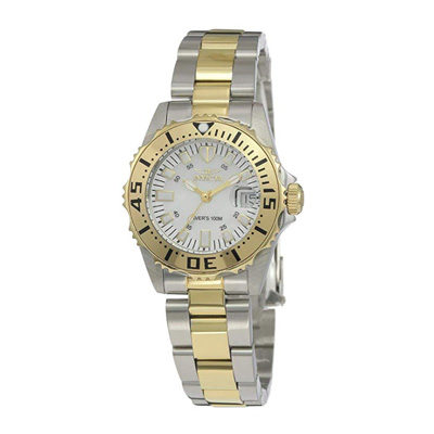 Womens 6895 Pro-Diver Watch