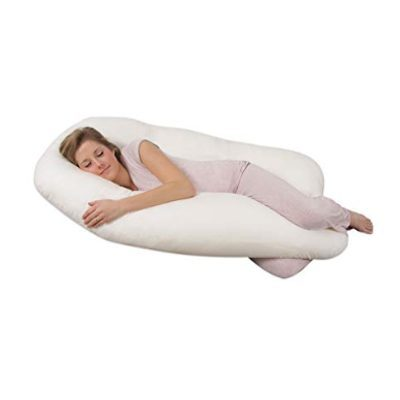 Back 'N Belly Pregnancy/Maternity Contoured Body Pillow