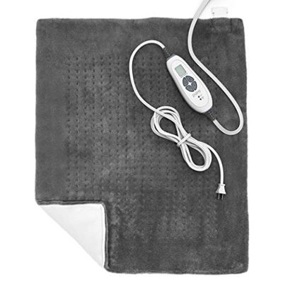 PureRelief XXL Ultra-Wide Microplush Heating Pad