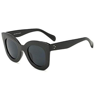 Butterfly Sunglasses Semi Cat Eye