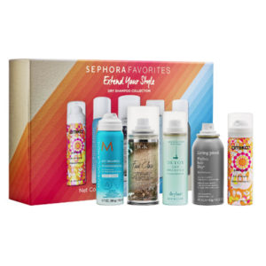 Sephora Favorites Extend Your Style: Dry Shampoo Collection