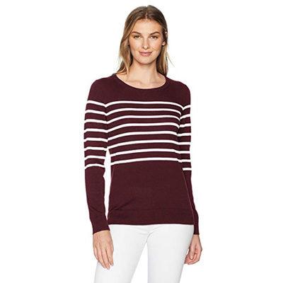 Women's Lightweight Crewneck Sweater