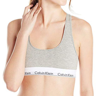 Women's Modern Cotton Bralette