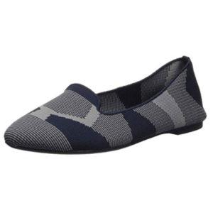 Skechers Women's Cleo-Sherlock-Engineered Knit Loafer