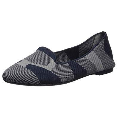 Women's Cleo-Sherlock-Engineered Knit Loafer