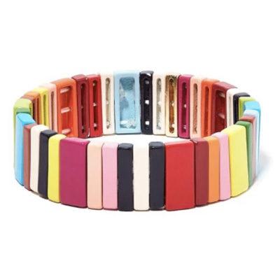 Color Crush Tile Bracelets
