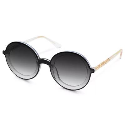 Krewe Women's Louisa Round Sunglasses