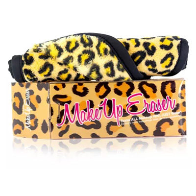 Limited Edition Cheetah Print MakeUp Eraser