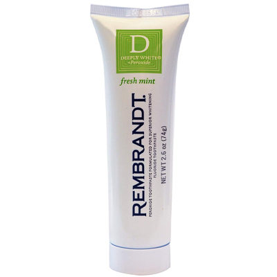 Deeply White + Peroxide Whitening Toothpaste