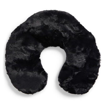 Sonoma Lavender Caviar Black Neck Pillow