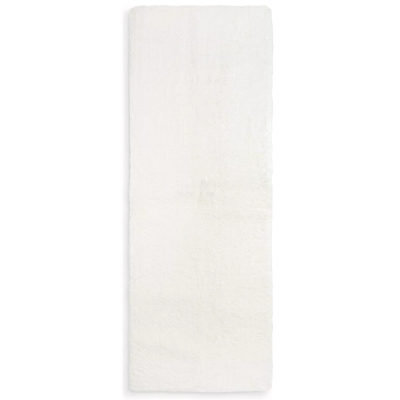 Tufted Spa Bath Rug & Runner