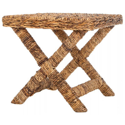 Wicker X Side Table – Safavieh