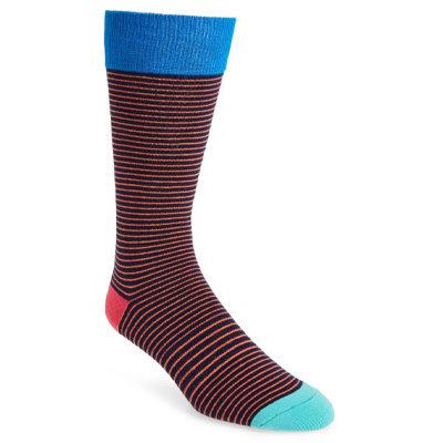 Micro Stripe Socks