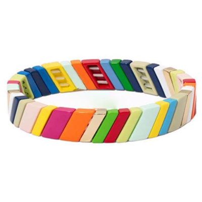 Color Crush Tile Bracelets