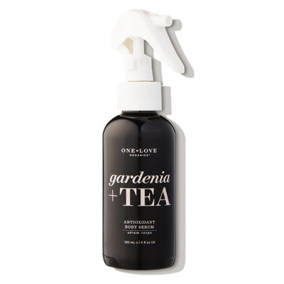 One Love Organics Gardenia + Tea Antioxidant Body Serum