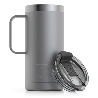 Double Wall Vacuum Insulated Coffee Cup