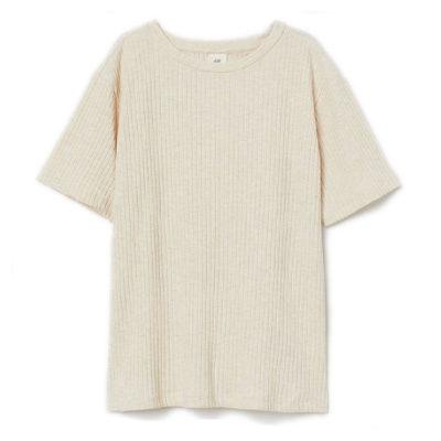 Straight-cut T-shirt