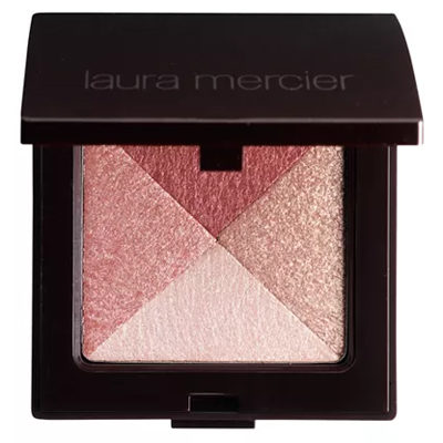 Shimmer Block, Pink Mosaic