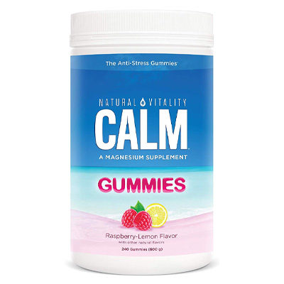Natural Vitality Calm, Magnesium Dietary Supplement