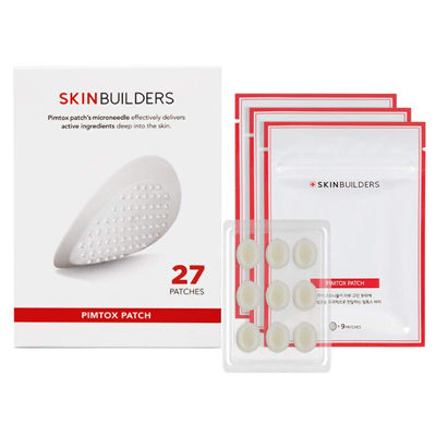 Skin Builders Pimtox Patches