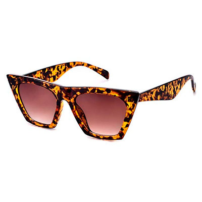 Square Cateye Sunglasses