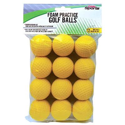 Practice Golf Balls, Foam