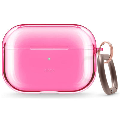 Protective Clear Case for AirPods Pro Case