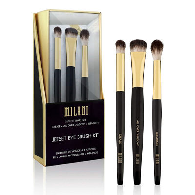Jet Set Eye Brush Set