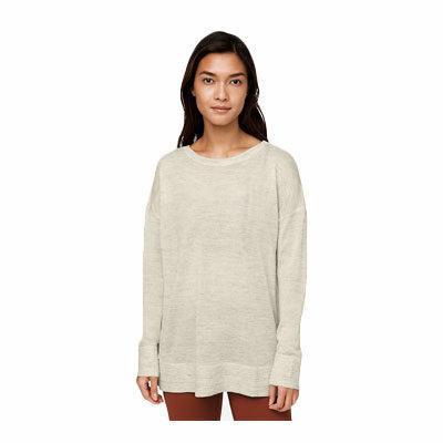 Well Being Linen Sweater