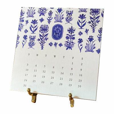 Inslee Desk 2021 Calendar