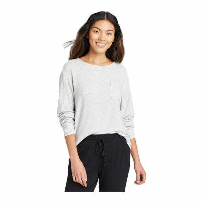 Pocket Lounge Sweatshirt