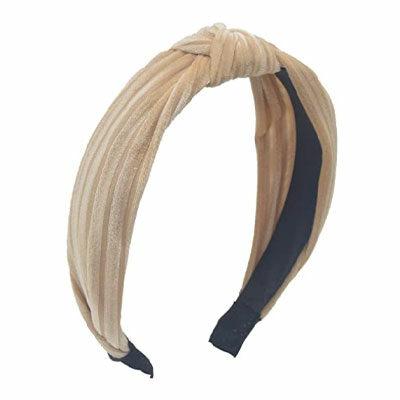 Beige Headband