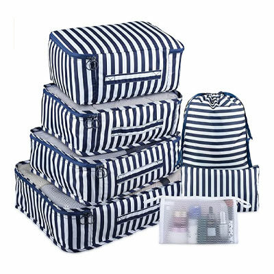 Striped Packing Cubes
