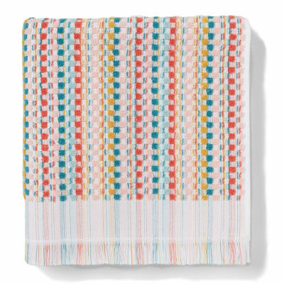 Multi Striped Sonoma Bath Towel