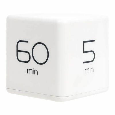 Time Block Cube